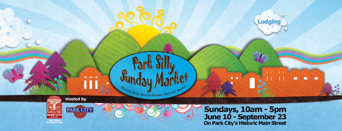 Park Silly – market on Park City's Main Street